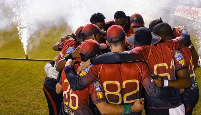 Trinbago Knight Riders win second Caribbean Premier League title