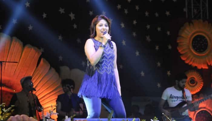 Live gigs, recordings have own unique charm: Sunidhi Chauhan