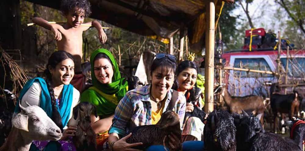 Magalir Mattum' celebrates womanhood