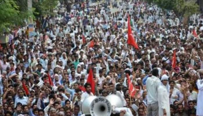 Sikar farmers call off 13-day agitation after Rajasthan govt announces debt waiver