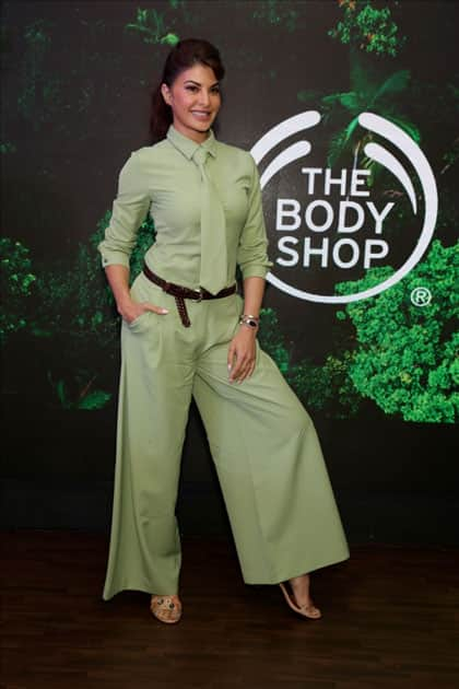Actress Jacqueline Fernandez during the launch of