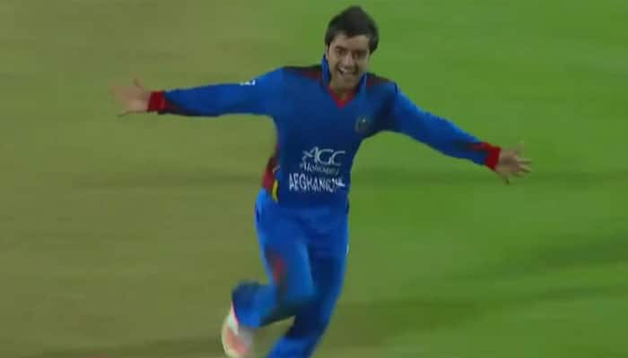 Rashid Khan to be first Afghan to play in Australia's BBL