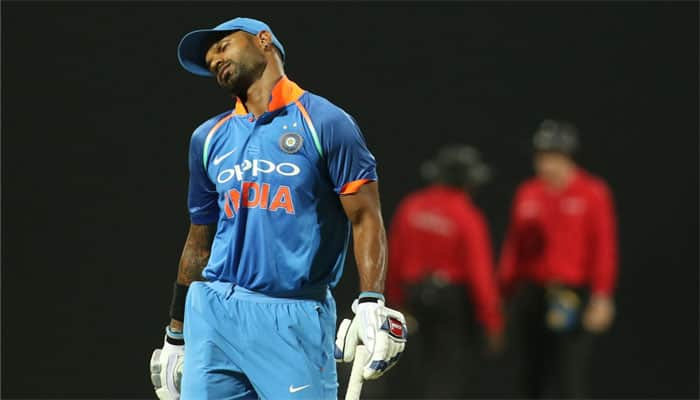 Shikhar Dhawan released from Team India's squad for first three ODIs against Australia