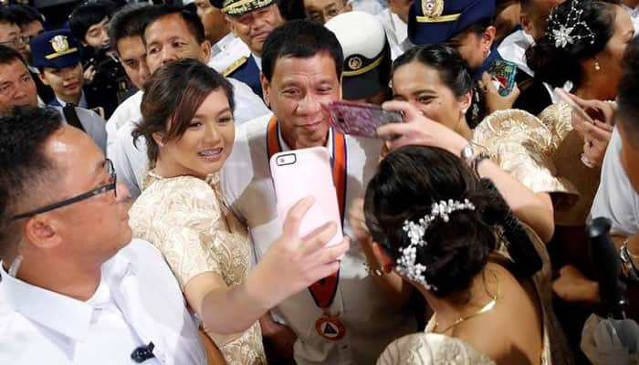 All the president's women: Philippines President Rodrigo Duterte fiercest critics and a surly political heir