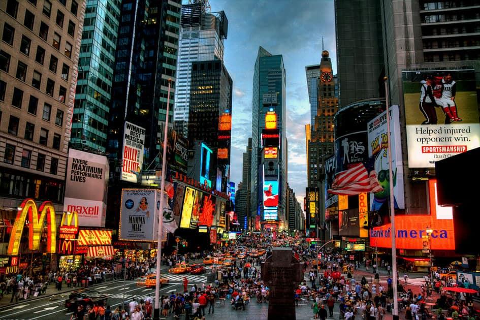 New York (Midtown Manhattan), US