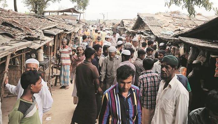 Bengal Shia cleric Shabbir Ali Azad Warsi threatens to overthrow central govt over deportation of Rohingya Muslims
