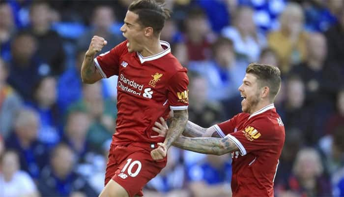 Philippe Coutinho scorcher gets Liverpool back on track