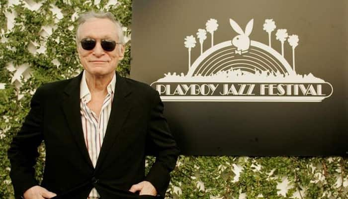 Celebrities who posed for Hugh Hefner's Playboy magazine