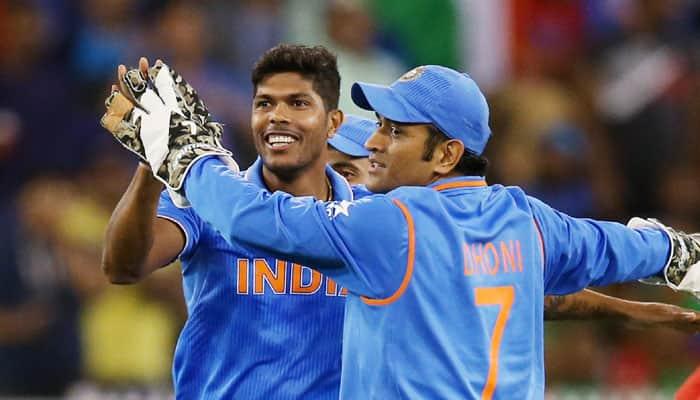 Umesh Yadav completes 100 ODI wickets in Bengaluru ODI
