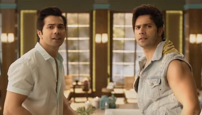 Judwaa 2 movie review: Varun Dhawan succumbs to the pressure of expectations