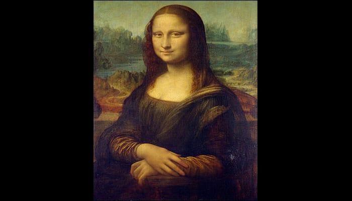Leonardo da Vinci drew a nude version of Mona Lisa, say