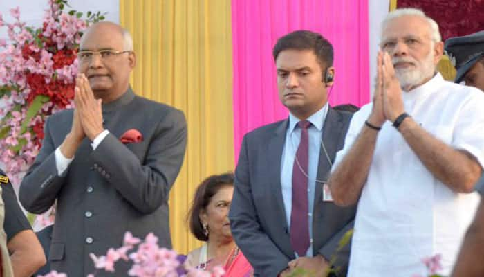 PM Modi greets President Kovind on his birthday