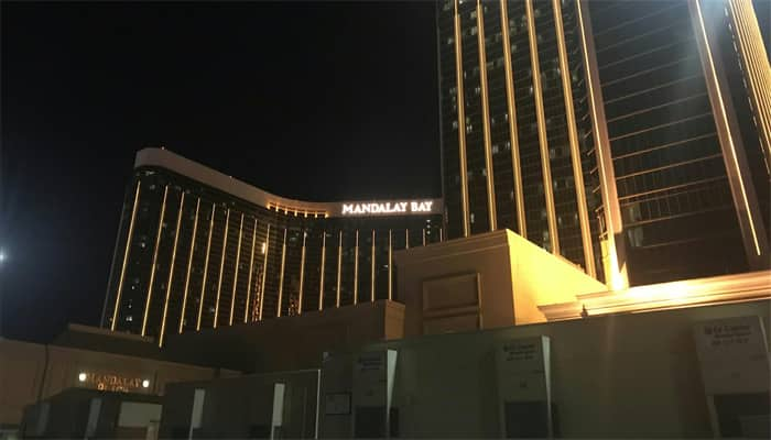Islamic State group claims responsibility for Las Vegas attack