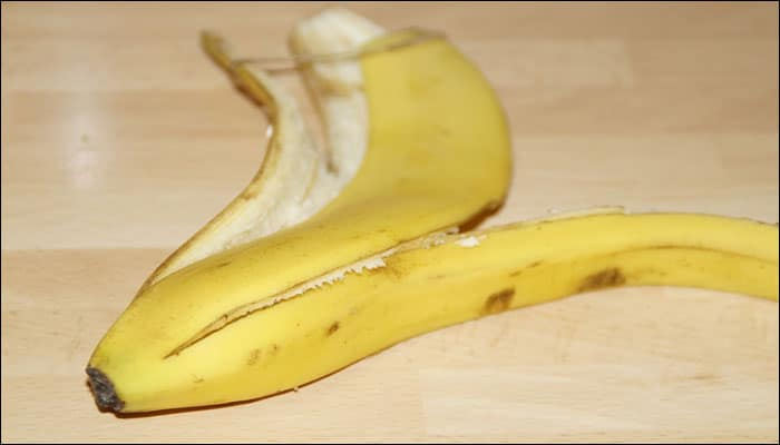 You'll think twice before throwing away that banana peel – Here are some health benefits