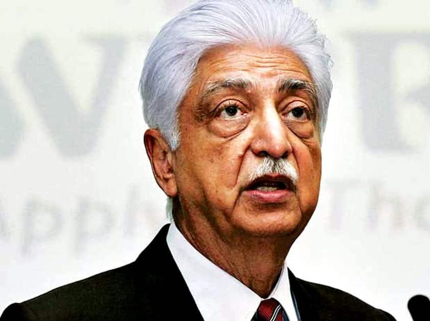 Azim Premji - $19 billion