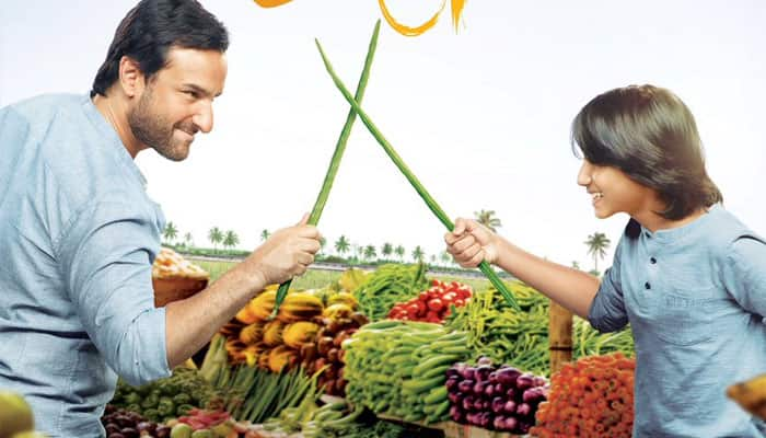 Chef movie review: Saif Ali Khan is endearing in the feel-good film