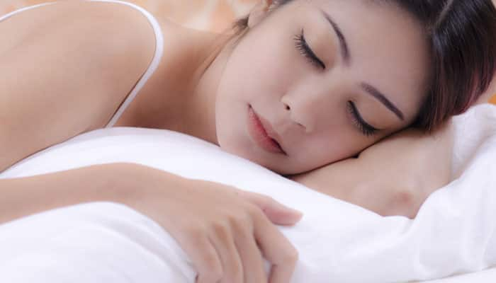 This is how you can lose weight while sleeping