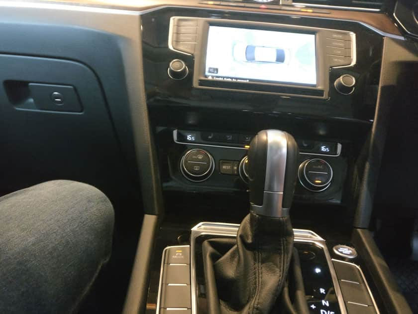 Transmission duties are handled by a six speed auto gearbox.
