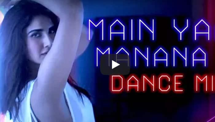Vaani Kapoor does a Katrina Kaif, recreates Kamli magic with Main Yaar Manana Ni – Watch