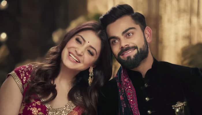 Anushka Sharma and Virat Kohli's ad is straight out of a fairytale—Watch