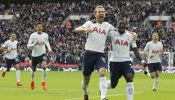 Harry Kane double leads Tottenham Hotspur to emphatic win over Liverpool