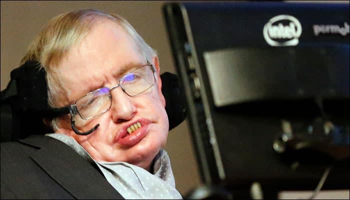 Readers flock to read Stephen Hawking's PhD thesis, crash Cambridge University website