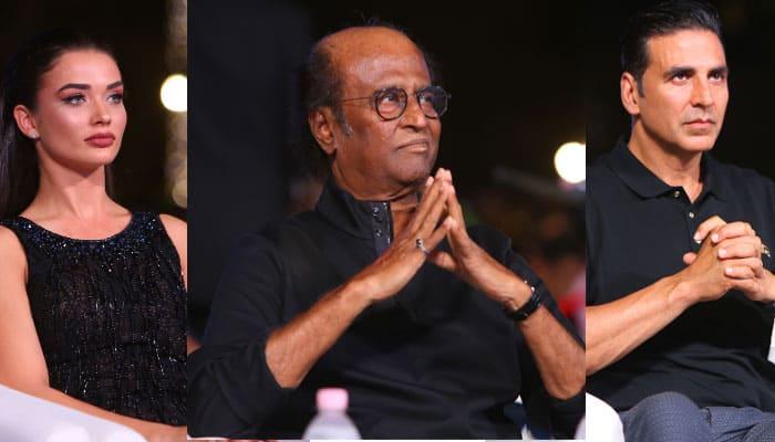 Rajinikanth, Akshay Kumar's 2.0 audio launch was a starry affair—Pics