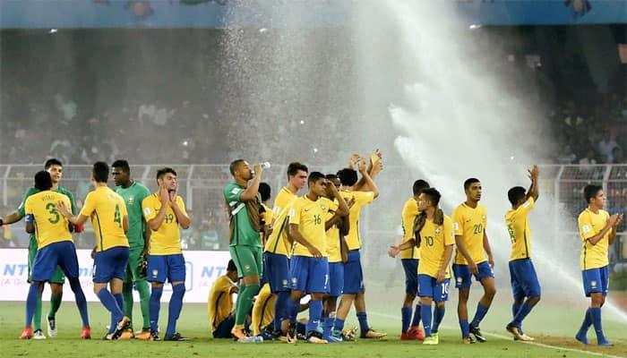 FIFA U-17 World Cup: Brazil finish third with 2-0 win over Mali