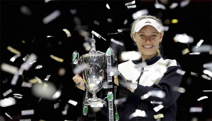 Caroline Wozniacki ends Venus Williams jinx to win WTA Finals