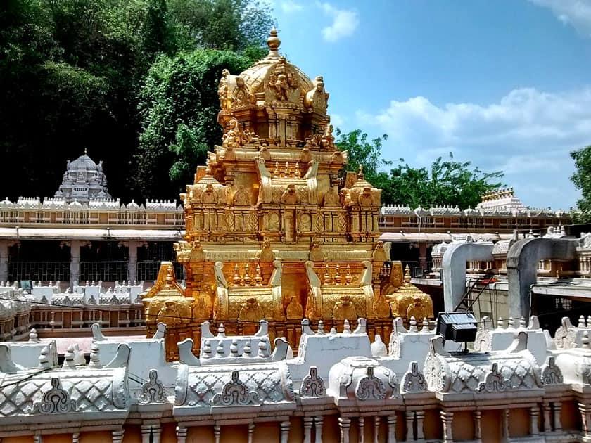 Kanaka Durga Temple, Vijayawada