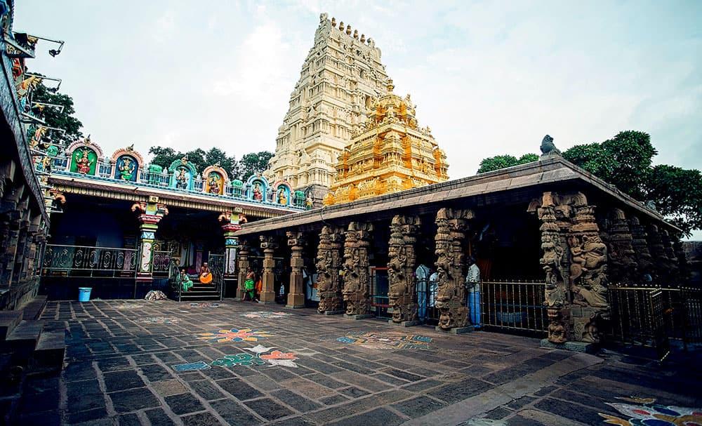 Mallikarjuna Swamy Temple, Srisailam
