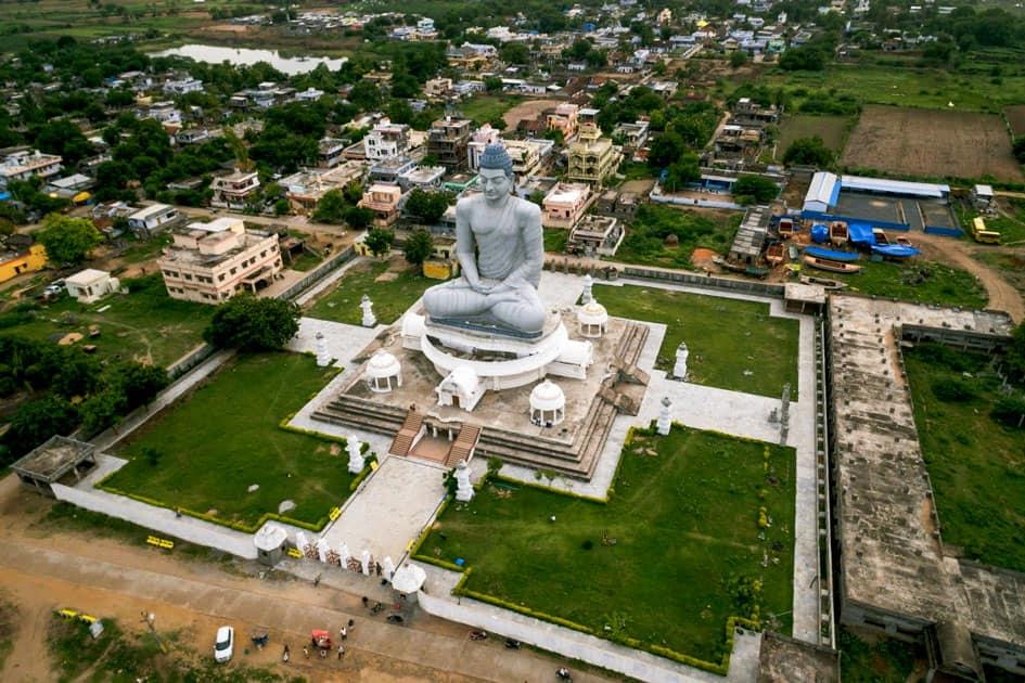 Buddha Statue, Amaravati