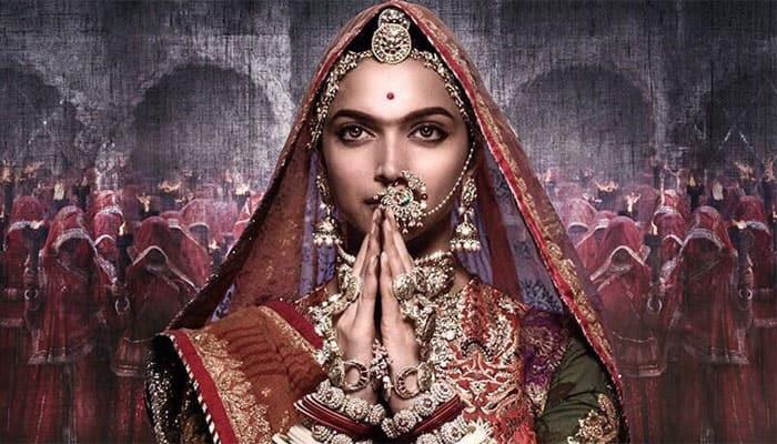 Nervous from the gut for 'Padmavati': Deepika Padukone