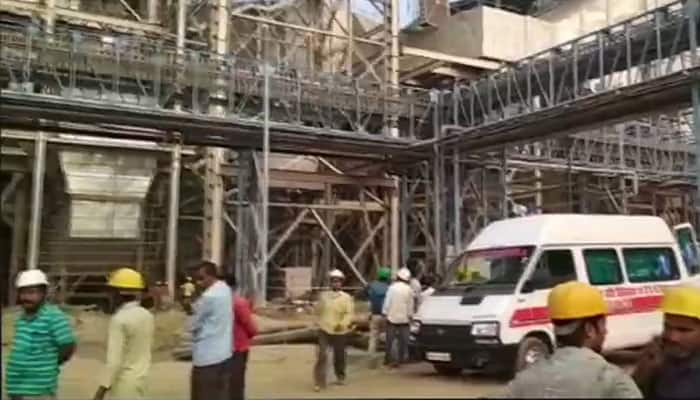 NTPC plant explosion kills at least 18, another 100 injured