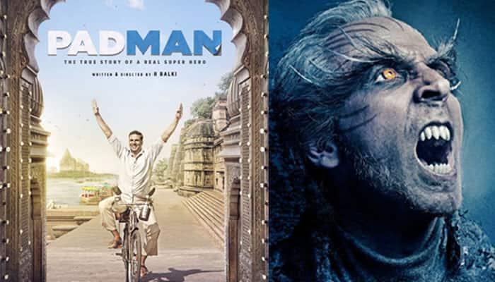 2.0 – Padman release dates issue: Akshay Kumar breaks his silence on 'clash'