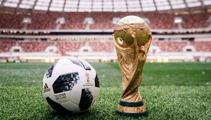 Meet Telstar 18: The official 2018 FIFA World Cup ball