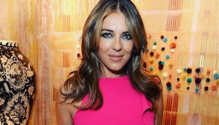 It's India calling for Elizabeth Hurley again