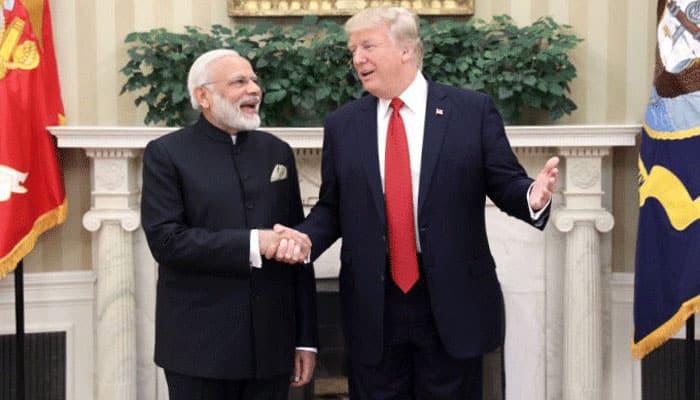 US to push for India's inclusion into 21-member APEC as Modi, Trump meet in Manila