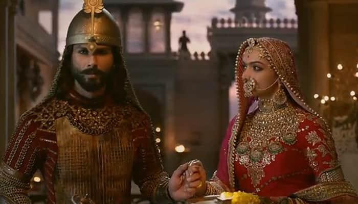 Padmavati second song: Ek Dil Ek Jaan creates lover's paradise—Watch
