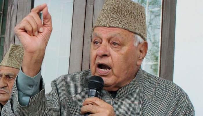 Pakistan-occupied Kashmir belongs to Pakistan: Farooq Abdullah