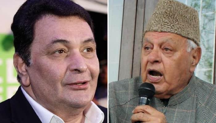 Rishi Kapoor backs Farooq Abdullah, says 'J&K is ours and PoK belongs to Pakistan'