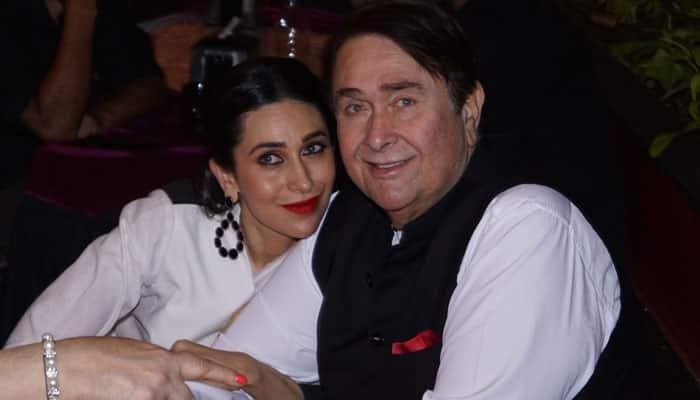 Randhir Kapoor opens up about Karisma Kapoor's second marriage rumours    People News   Zee News
