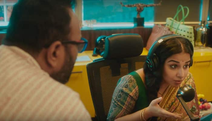 Tumhari Sulu movie review: 'Hello', you don't wanna miss RJ Vidya Balan's show!