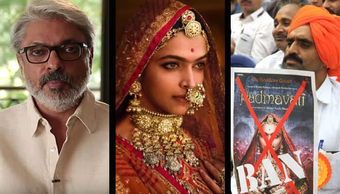 Padmavati: While Royals and Rajputs gun for Bhansali, Bollywood rallies in support of film