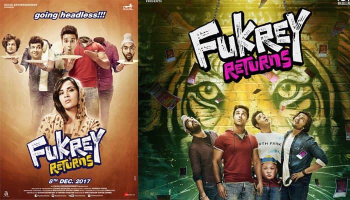 fukrey returns 2017 full movie hd