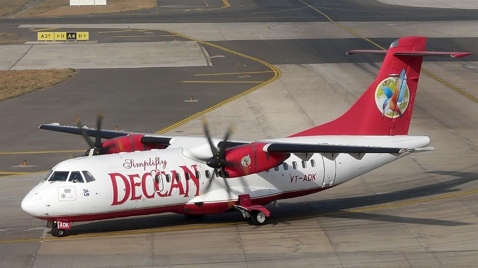 Air Deccan ready for 'UDAN' from NE in December