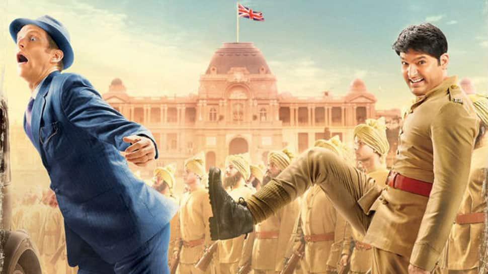 Firangi movie review: Half-baked script dampens Kapil Sharma's laugh riot