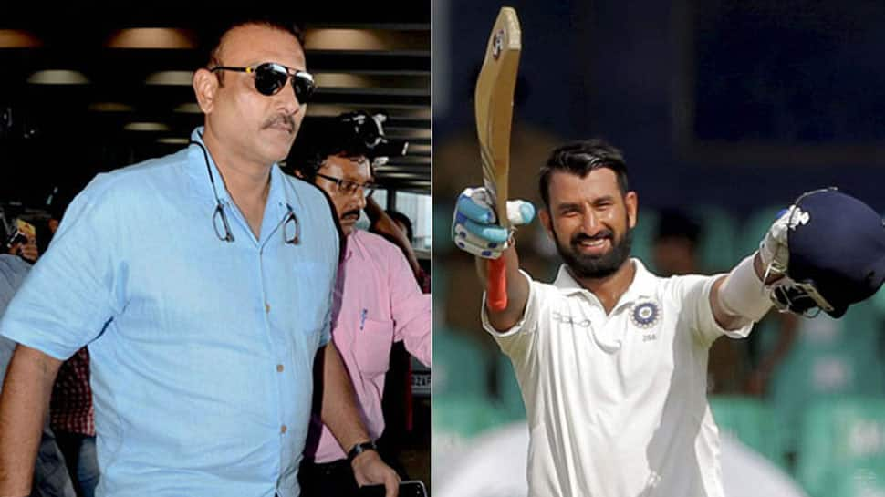 Cheteshwar Pujara should be in top bracket of central contracts: Ravi Shastri