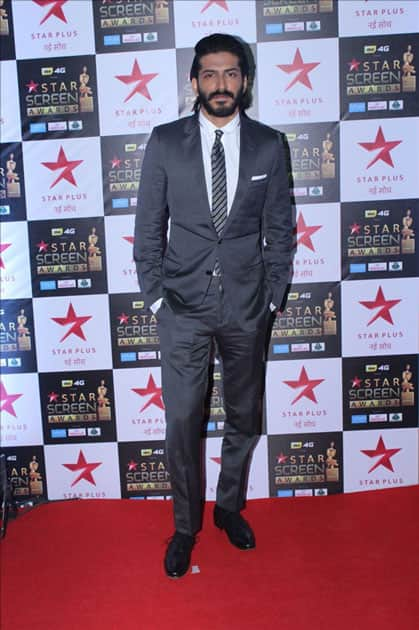 Actor Harshvardhan Kapoor at the red carpet of