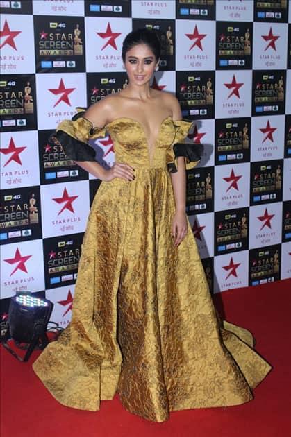 Actress Actress-Ileana-D''Cruz at the red carpet of